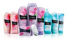 images of Oil of Olay Body Washs | Oil of Olay Ribbon Body Wash