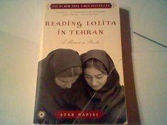 Reading Lolita in Tehran by Azar Nafisi trade paperback, Iran ,Islam