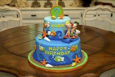 Phineas & Ferb Birthday Cake by maury.mccown, via Flickr