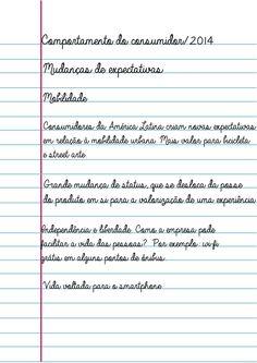 Pesquisa de tendências por Lena muniz para www.omodernario.blogspot.com