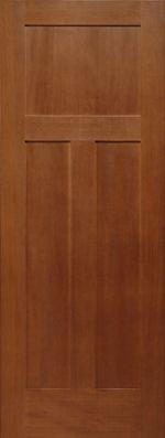3 Panel Craftsman Interior Doors | Washington Energy Services