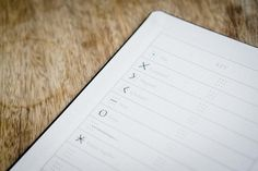 The Bullet Journal® Notebook