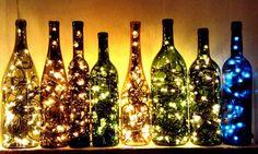 飲み終わったワインボトルをリメイク!捨てるのはもったいない活用術6選! ページ2 | CRASIA(クラシア)