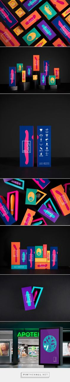 B Swish #sextoys #concept #packaging designed by Jenny Nölvand, Anna-Stina Nilsson, Amanda Lindström & Linnea Bondesson - http://www.packagingoftheworld.com/2015/05/b-swish-student-project.html
