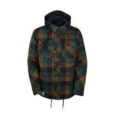 686 Men's Woodland Insulated Snowboard Jacket
