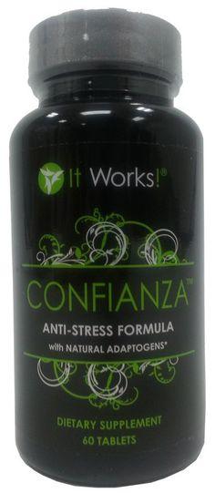 It Works! Confianza - Anti Stress Formula