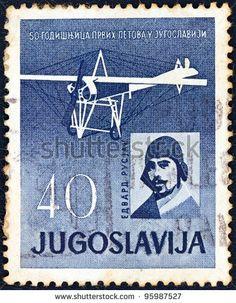 Yugoslavia Stamp