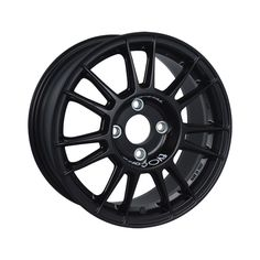 X3MA Black Mat is the 15-inch superlight wheels obtained from a special low pressure casting aluminum alloy that provides extraordinary strength and lightness. #WHEELS #MADEINITALY #EVOCORSE #TARMACRALLY #RALLY #BLACK #X3MA