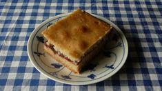 Vanilková buchta s marmeládou Pie, Vegan, Food, Torte, Cake, Fruit Cakes, Essen, Pies, Meals