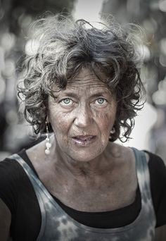 Gritty Personal Portraits of Homeless People in LA - My Modern Metropolis - click to see them all.