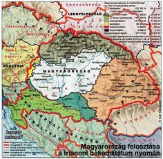 Hungary History, Heart Of Europe, Alternate History, Most Beautiful Cities, Budapest Hungary, Historical Maps, My Heritage, Science Projects, Family History