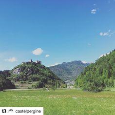Splendido da ogni punto di vista  #mycastelpergine #scopricastelpergine #trentino #livelovevalsugana  #Repost @castelpergine