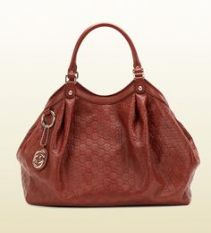 100 Auth Gucci Guccissima Red Sukey Handle Hobo Bag/handbag/purse/tote Gucci Shopping Bag, Designer Totes, Hobo Bag, Womens Tote Bags, Designing Women, Leather Bag, Purses, Heels, Women's Totes