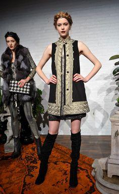 Alice Olivia - Alice Olivia - Nueva York - Mujer - Otoño Invierno 2013- 2014 - Pasarelas, desfiles de moda, diseñadores, videos, calendarios, fotos y backstage - Elle - ELLE.ES
