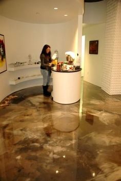 Basement floors?