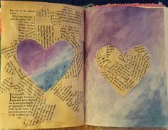 Hearts, opposites