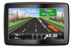 TomTom VIA 1535TM 5-Inch Bluetooth GPS Navigator with Lifetime Traffic & Maps and Voice Recognition - For Sale