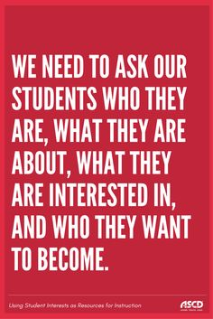 We all want to be genuinely interested in what the students are, but sometimes cultural and generational divides are far too great for the truth. My recommendation? ASK YOUR STUDENTS. Don't be surprised by how much they are willing to share. Teaching Activities, Teaching Tools, Teaching Ideas, Music Education, Education Quotes, Gifted Education, Middle School Quotes, Cosmetology Student, Life Coach Training