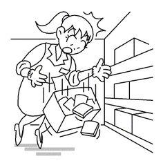 「荷物 落ちる」の画像検索結果