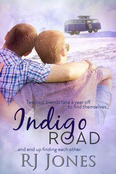 multitaskingmomma : Cover Reveal: Indigo Road by RJ Jones
