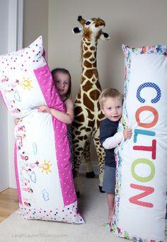 Body pillows 2
