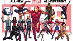 All-New, All-Different Marvel Relaunch Coming This Fall... Again!