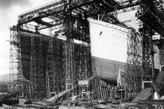 50 Photos: 100 Years Since the Titanic