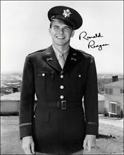 Ronald Reagan  joined the Army's Enlisted Reserve Corps at Des Moines, Iowa, on April 29, 1937, as a private in Troop B, 322nd Cavalry. On May 25, 1937, he was appointed a second lieutenant in the Officers' Reserve Corps of the Cavalry and on June 18, 1937, he accepted his officer' commission.