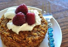 Boatmeal (Oatmeal Cake) - 5 different flavors including Chocolate Chip Cookie Dough and Pumpkin Pie