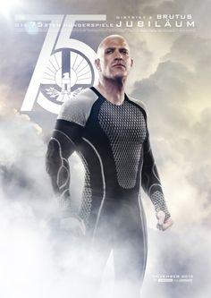 BRUTUS - Die Tribute von Panem - The Hunger Games - Catching Fire