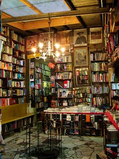 I LOVE used bookstores.. one of my favorite place to hide.