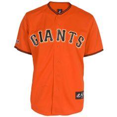 San Francisco Giants Replica Tim Lincecum Alternate Jersey - MLB.com Shop