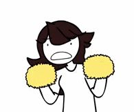 Noooo, ethylene...  Jaiden Animations The Odd 1s Out, Jaiden Animations, Really Cool Drawings, Reaction Pictures, Funny Pictures, 4 Panel Life, Gifs, Funny Comics, Little Pony