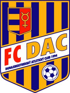 FK  DAC 1904    - DUNAJSKA  STREDA   slovak