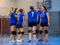 Volley | P2B-Dames | VC Binche – Dauphines de Charleroi