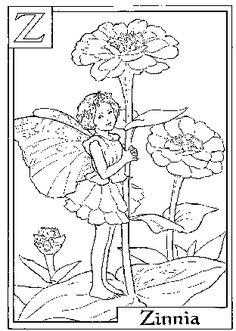 214 meilleures images du tableau Fairies - Coloring pages | Coloring ...