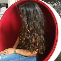 #waves  #longhair #curls