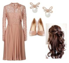 """""""Piano recital at Peles Castle to celebrate the birth of George Enescu."""" by dresslikearoyal on Polyvore featuring Valentino"""