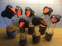 Kraken, Crow, Cool Kids, Workshop, Arts And Crafts, Barn, Children, Florence, Raven