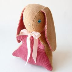 Dwarfette Bunny - Bought one of these for my friend's baby last year and they are too cute for words.