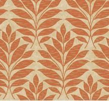 Another great focal wall design is the large orange leaf all over design from the Botanical Fantasy Collection.