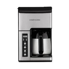 Special Offers - Cuisinart CC-10FR Cuisinart CC-10FR Grind & Brew 10-Cup Coffeemaker (Certified Refurbished) Silver Review - In stock & Free Shipping. You can save more money! Check It (November 29 2016 at 04:40AM) >> http://dripcoffeemakerusa.net/cuisinart-cc-10fr-cuisinart-cc-10fr-grind-brew-10-cup-coffeemaker-certified-refurbished-silver-review/
