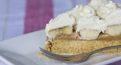 This is probably one of the simplest and quickest desserts to throw together. So treat the family with our Easy Banoffee Pie.
