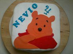 Pooh taart voor Nevio