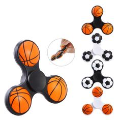 Spherical Shape Tri-Spinner Fidget Hand Spinner ADHD Autism Reduce Stress Focus Attetion Toys  Specification: Item Spherical Shape Hand Spinner Material ABS Plastic Size 7cm7cm1.0cm Weight 70g Species White basketball black basketball white football Great For Fidgety Hands a good choice for Killing Time. Great For Fidgety Hands ADD & ADHD Sufferers Killing TimeHelps Relieve Stress Perfect size suitable for Adults and kids Easy To CarrySmallSimpleDiscrete and Funalso effective for Focus and…