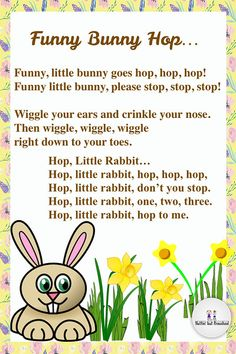Easter lesson plan theme nuttin but preschool name activities Songs For Toddlers, Lesson Plans For Toddlers, Preschool Lesson Plans, Easter Songs For Preschoolers, Easter Songs For Kids, Funny Songs For Kids, Children Songs, April Preschool, Preschool Music
