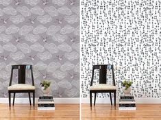 Removable Wallpaper Tiles | 20 Beautiful Wallpaper Designs
