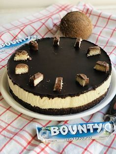 Sweets Recipes, Cake Recipes, Chocolate Glaze Recipes, Mini Cheesecakes, Pavlova, Biscuits, Food And Drink, Birthday Cake, Ice Cream