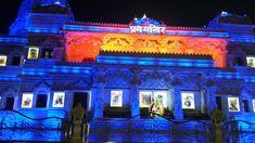 #magiaswiat #podróż #zwiedzanie #indie #blog #azja #zabytki #swiatynia #miasto #kosciół #katedra #yamuna #krsna #shiva #durga #vrindavan Indie, Durga, Shiva, Mansions, House Styles, Blog, Manor Houses, Villas, Mansion