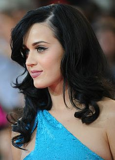 Katy Perry Hair & Cat eye